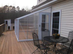 Lean To Greenhouse Kit