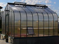 Solar Powered Ventilation for Greenhouse