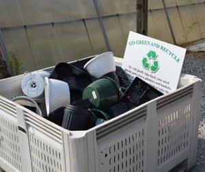 Recycling Garden Flats