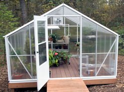 America's Best Polycarbonate Greenhouse