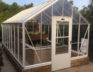 See Thru Polycarbonate Greenhouse